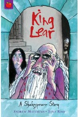 shakespeare for kids, king lear