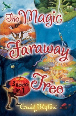 the magic faraway tree, enid blyton