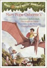 the magic tree house, mary pope osborne