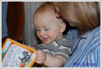 reading hairy maclary