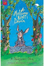 shakespeare for kids, a midsummer nights dream