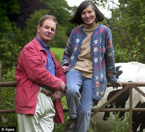 michael morpurgo and his wife