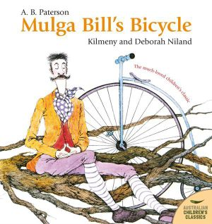 banjo paterson, mulga bills bicycle