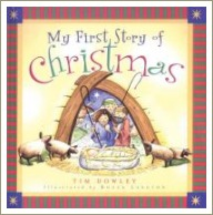 my first story of christmas, best christmas books