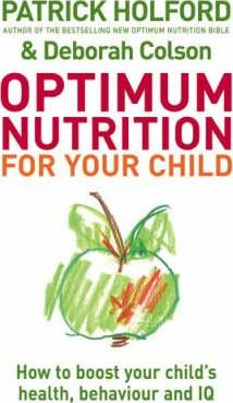 optimum nutrition for your child