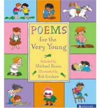 poems for the very young, best books for young children