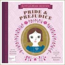 pride and prejudice, little miss austen