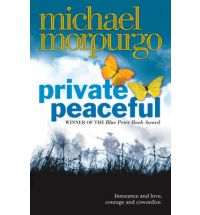 private peaceful, michael morpurgo