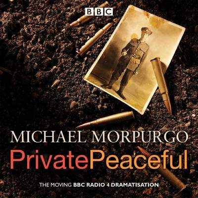 michael morpurgo, private peaceful audio