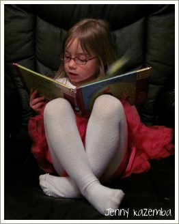 reading quotes, little girl reading