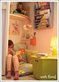 reading spot, reading nook