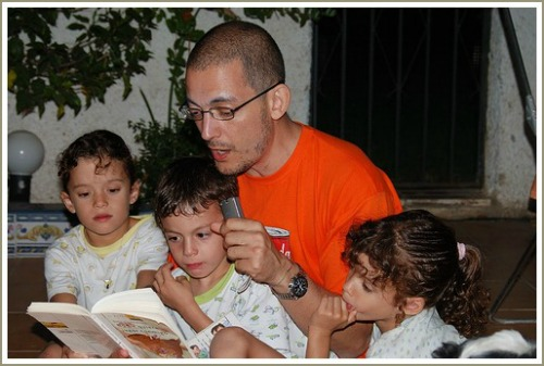 reading to children, importance of reading to children,