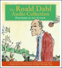 roald dahl, audio books for children
