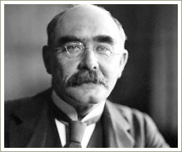 a short biography and anthology of the english writer rudyard kiplings and his work Something of myself by rudyard kipling is making his way back into the mainstream: completed by kipling shortly before his death in 1936, this is a short.