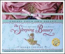 sleeping beauty ballet, sleeping beauty fairy tale