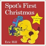 spot s first christmas, best christmas books