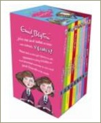 st clare s boxed set, enid blyton