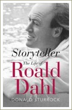 storyteller, roald dahl biography