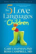 the 5 love languages of children, best parenting books