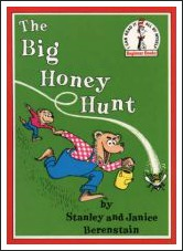 the big honey hunt, best books for young children