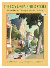 the boy on fairfield street, dr seuss biography