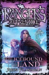 the icebound land, john flanagan