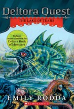 the lake of tears, deltora quest
