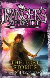 the lost stories, rangers apprentice