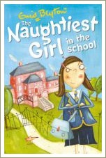 the naughtiest girl in the school, enid blyton