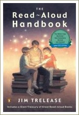 the read aloud handbook, jim trelease, raise a reader,