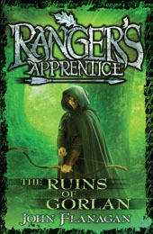 the ruins of gorlan, rangers apprentice