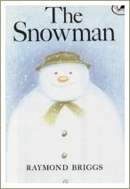 the snowman, best christmas books
