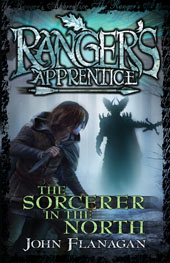 The Sorcerer in the North, John Flanagan