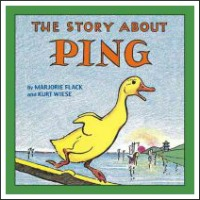 the story about ping, classic childrens picture books