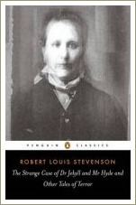 the strange case of dr jekyll and mr hyde, robert louis stevenson biography