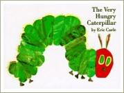the very hungry caterpillar, board books