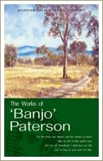 the works of banjo paterson, banjo paterson