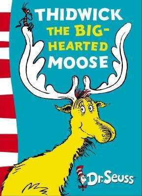 thidwick the big hearted moose, dr seuss