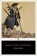 treasure island, robert louis stevenson biography