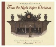 the night before christmas, best christmas books