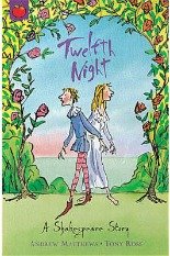 shakespeare for kids, twelfth night
