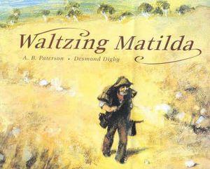 waltzing matilda, banjo paterson