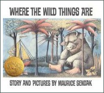 where the wild things are, classic childrens picture books