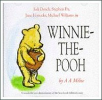 winnie the pooh, audio books for children