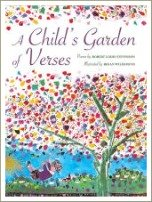 a child garden of verse, books for toddlers
