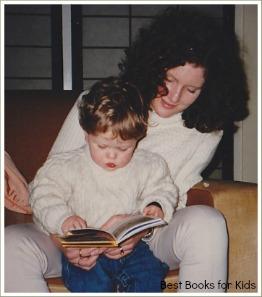 reading to toddler