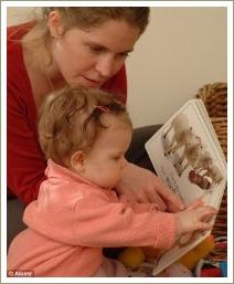 reading board books