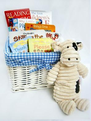 book gift basket