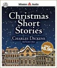 charles dickens, christmas short stories