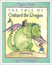 custard the dragon, ogden nash